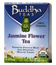 Enjoy Premium Organic Teas